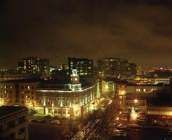 Portland Nightlife by cheesedog1