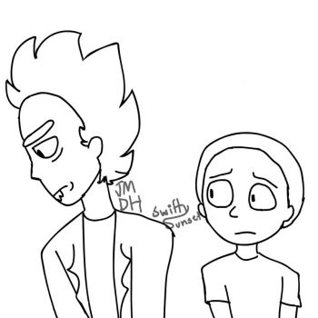 Rick and Morty Gif by Swifty-Sunset
