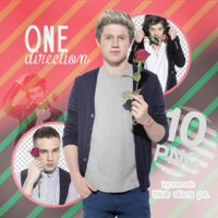 One Direction Png Pack by WolfiandLovatic09