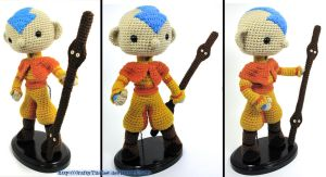 Aang 2 by CraftyTibbles