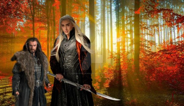 At your side. by Ms-Mairon-ofMirkwood