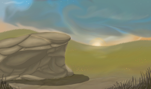 Background Practice by Seffiron