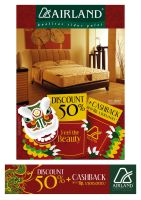 Airland Springbed Promotion by altdhee