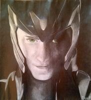 The God of Mischief by TeamLokiForever