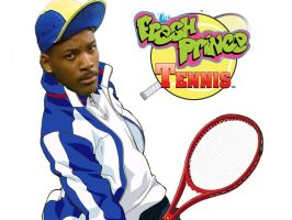The Fresh Prince of Tennis by huannbinimbol