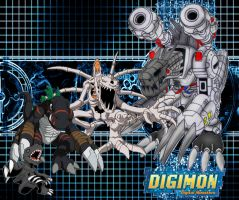 Digimon Poster by PJMohr