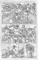 Punisher Sample Pages3 by MannixFrancisco