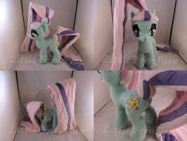 MLP Countess Coloratura Plush (commission) by Little-Broy-Peep
