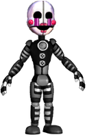 Funtime Puppet by FNaFEditorist50