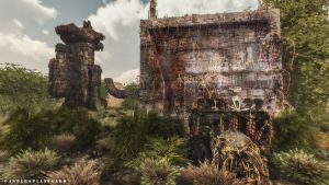 Abandoned Earth - Meditation at the Power Plant by Plassgard