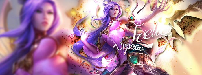 Irelia Banner by DarlingDoo
