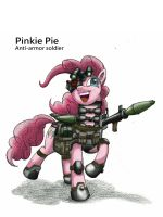 Pinkie the Can Opener! by Rex42