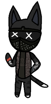 animal crossing wrench by wrenchdogs