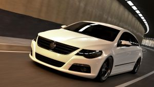 2011 Volkswagen CC (Passat CC) by nancorocks