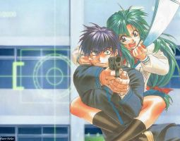 Full Metal Panic School by Kure-Neko