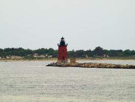 Small Lighthouse 5 by Dracoart-Stock