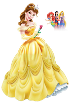 belle metallic by fenixfairy