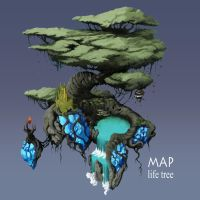 WARTORN: Map Life Tree by HenryPonciano