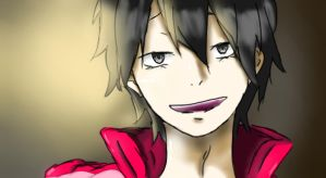 Shintaro Smile by xX-Animelover98-Xx