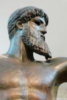 Greece - Statue of Zeus by Ludo38