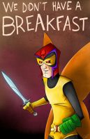 We didn't have a breakfast by CalamityBane