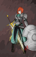 my Dark Souls 2 character by DemonNagareboshi