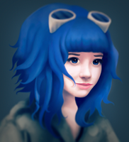 Ramona Flowers by dustindowell22