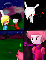 Adventure Time Comic- Parte 5 by Kydonik