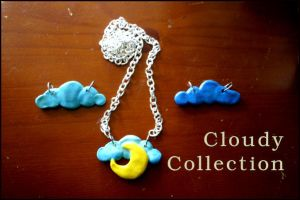 Cloudy Collection by aunjuli