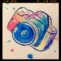 Camera by thelinesthattied