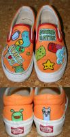 new customized Vans by WuselWiesel