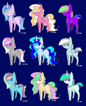 (Closed) Cheap Ponies Adopt by Snickers-Adopts