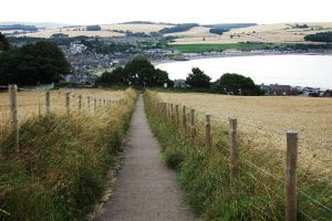 Path to Stonehaven 1 by wildplaces