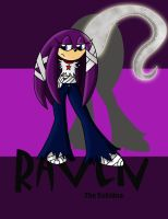 Raven TE :Small Redesign: by RandomShadowPerson