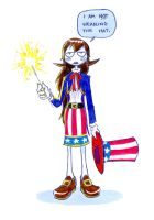 Happy 4th from Angela by Mr-DNA