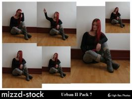 Urban Series II Pack 7 by mizzd-stock