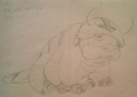 Appa by Toph-Team-Avatar