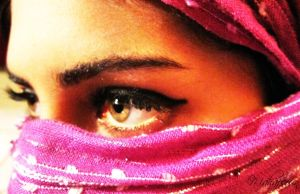 Arabic Eyes by Mahafsoun