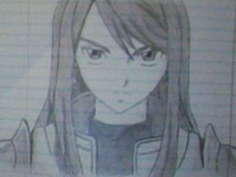 Erza Scarlet by TheAnimaMan400