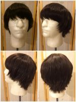George Harrison Wig from the BEATLES by taiyowigs