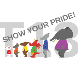 Show Your Pride [T13] by Red-Rat-Writer
