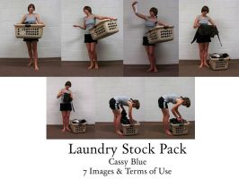 Laundry Stock Pack by Cassy-Blue