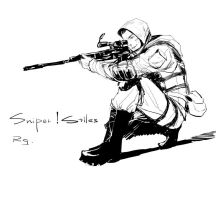 Sniper Stiles by buzy069