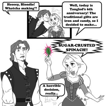 Happy 6th Anniversary, Tangled! by Lokotei