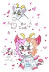 Year of the goat 2015 by Kittychan2005