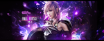Final Fantasy Lighting by 95100wwe