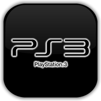 PS3 Logo Icon by Wolfangraul