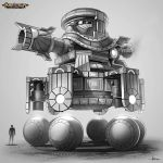 PURE STEAM - The Olmech by 47ness