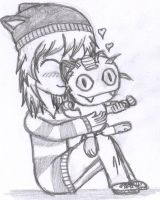 Me and my Meowth by FinnishGirl97