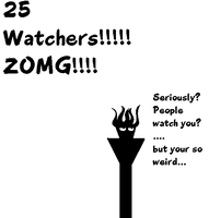 25 watchers? by Daemon01